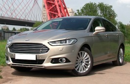 opony do Ford Mondeo MK5 [2014 .. 2019] Saloon