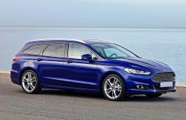 Ford Mondeo MK5 Estate
