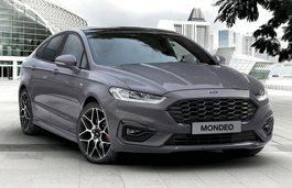 Ford Mondeo MK5 Facelift Saloon