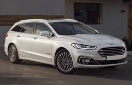 opony do Ford Mondeo MK5 Facelift [2019 .. 2020] [EUDM] Estate, 5d