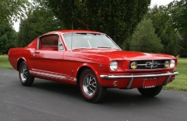 Ford Mustang - Specs of wheel sizes, tires, PCD, Offset and