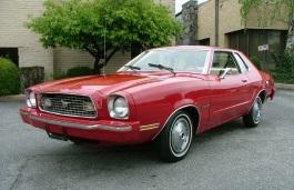 Ford Mustang II Hardtop