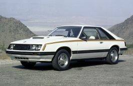 Ford Mustang III Hatchback
