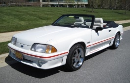 Ford Mustang III Restyling Convertible