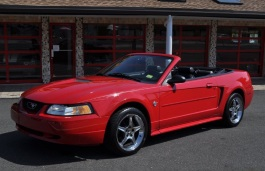 Ford Mustang IV Restyling Convertible