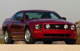 Ford Mustang V Coupe