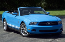 Ford Mustang V Restyling Convertible
