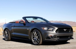 Ford Mustang VI Convertible