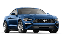 Ford Mustang wheels and tires specs icon
