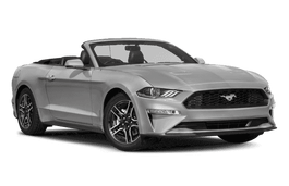 Ford Mustang VI Facelift Convertible