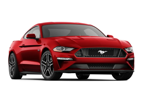 Ford Mustang VI (S550) Facelift Fastback