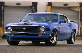 Ford Mustang Boss 302 Coupe