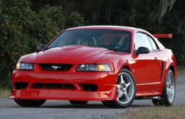 Ford Mustang Cobra wheels and tires specs icon