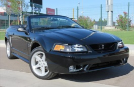 Ford Mustang Cobra Convertible