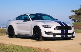 Ford Mustang Shelby GT350 III Coupe