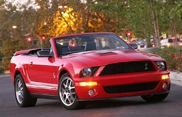 Ford Mustang Shelby GT500 II Convertible