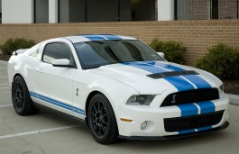 Ford Mustang Shelby GT500 II Restyling Coupe
