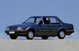 Ford Orion I (AFD) Saloon