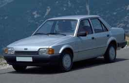 Ford Orion II (AFF) Saloon