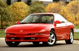 Ford Probe wheels and tires specs icon