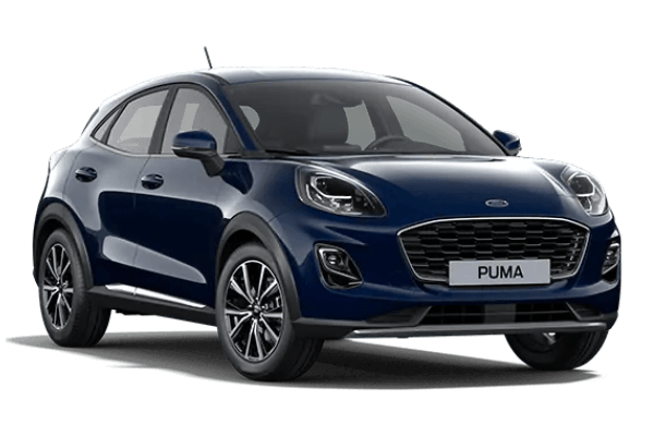Ford Puma wheels and tires specs icon