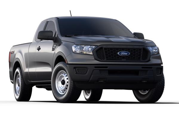 Ford Ranger IV SuperCab