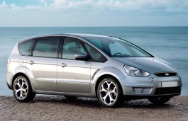 Ford S-MAX wheels and tires specs icon