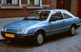 Ford Sierra Hatchback