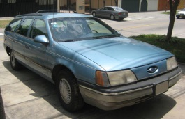 Ford Taurus I Station Wagon