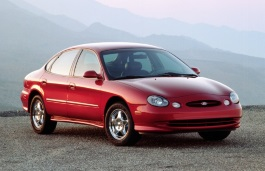 Ford Taurus III Berline