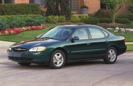 Ford Taurus 2002 - Wheel & Tire Sizes, PCD, Offset and Rims specs ...