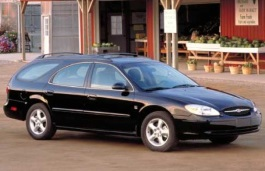 Ford Taurus IV Station Wagon