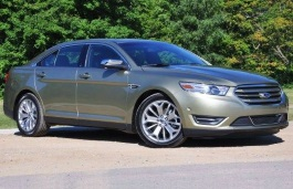 Ford Taurus VI Facelift Berline