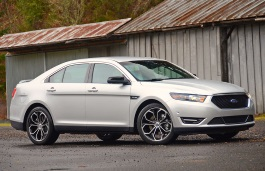 Ford Taurus SHO wheels and tires specs icon