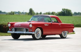 Ford Thunderbird wheels and tires specs icon