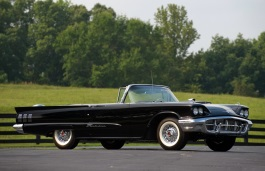 Ford Thunderbird II Convertible