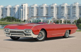 Ford Thunderbird III Convertible