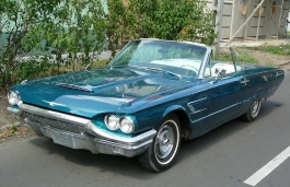 Ford Thunderbird IV Convertible