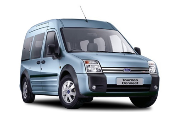 Ford Tourneo Connect I Facelift MPV