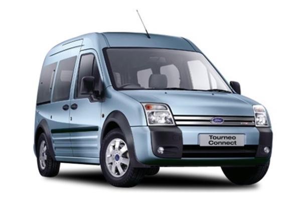 福特 Tourneo Connect I Facelift MPV