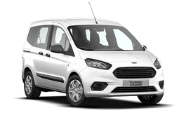 Ford Tourneo Courier Facelift MPV