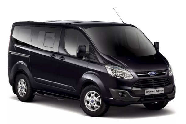 Ford Tourneo Custom Van