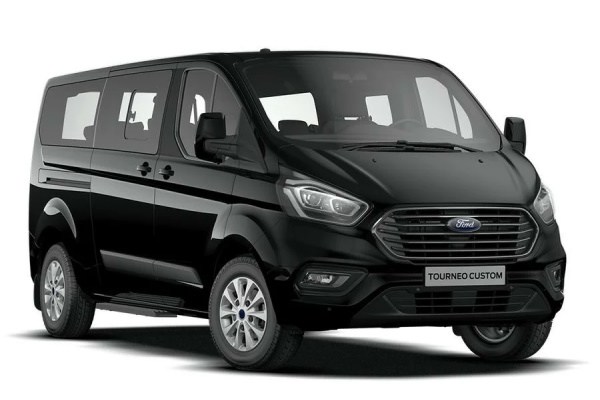 Ford Tourneo Custom Facelift Van