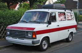 Ford Transit I Facelift MPV