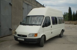 Ford Transit II Facelift Bus