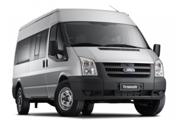 Ford Transit III Facelift Bus