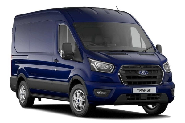 Ford Transit IV Facelift Van