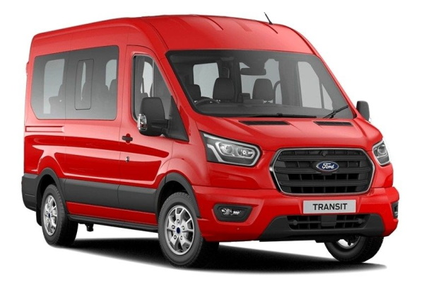 Ford Transit IV Facelift Bus