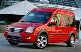 Ford Transit Connect I Restyling MPV