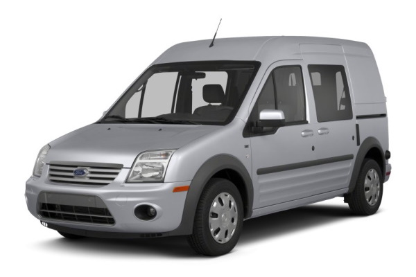 Ford Transit Connect I Facelift MPV